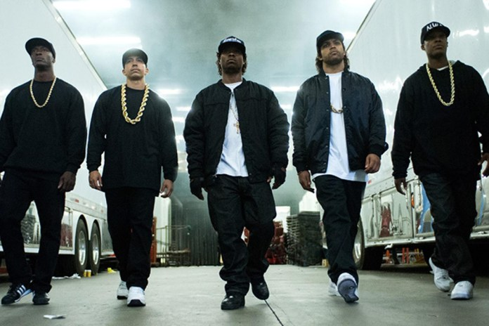 Go Behind the Scenes of 'Straight Outta Compton' With Fab Five Freddy and N.W.A