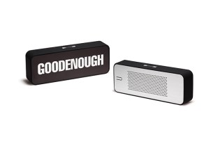 GOODENOUGH x OrigAudio EVRYBOX Bluetooth Speaker