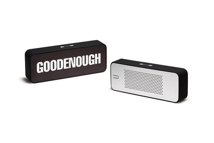 GOODENOUGH x OrigAudio EVRYBOX Bluetooth Speaker