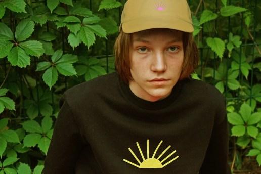 Gosha Rubchinskiy x Timur Novikov x Dover Street Market 2015 Summer Lookbook