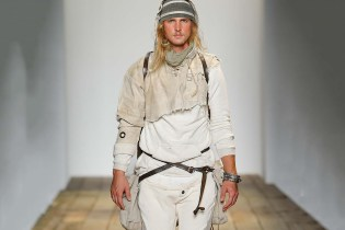 Greg Lauren 2016 Spring/Summer Collection