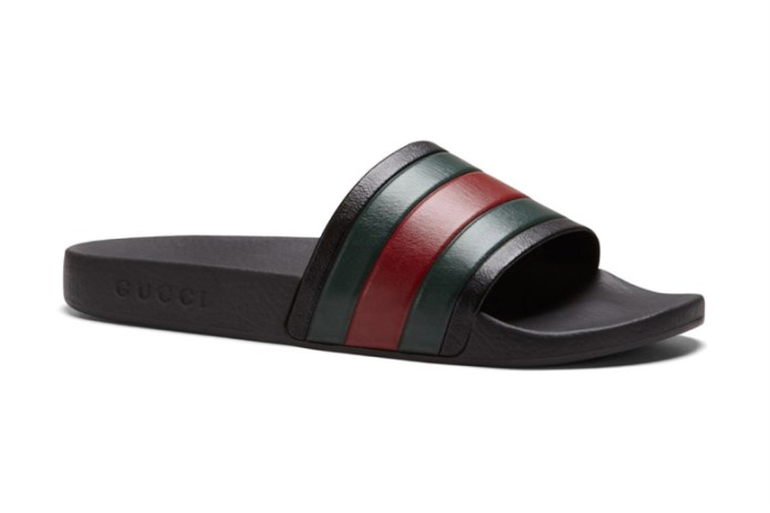 Gucci 2015 Spring/Summer Slides