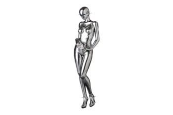 """Hajime Sorayama """"Sexy Robot"""" Standing Model"""