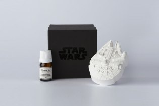 Handmade Ceramic 'Star Wars' Diffusers by Bibliotheque Blanc