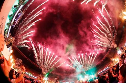 Heineken 5TARDIUM Festival @ Seoul's Jamsil Olympic Stadium Recap