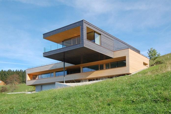 House Dornbirn by k_m architektur
