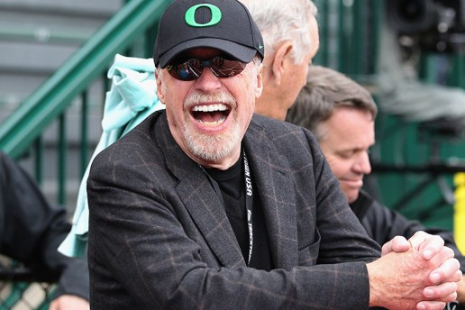 How Phil Knight Turned Nike Into the Biggest Sportswear Brand in the World