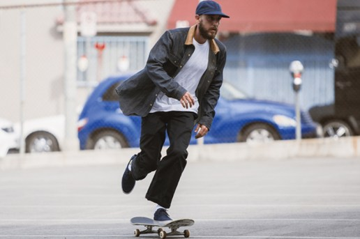 HUF 2015 Fall Delivery 1 Lookbook