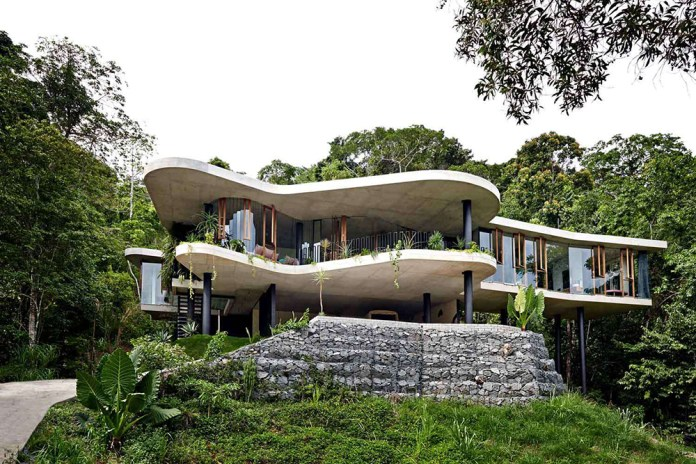 Husband and Wife Design Team Creates Amazing Tropical Home