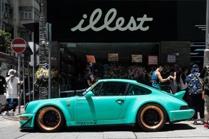 Illest Opens Its Doors in Hong Kong