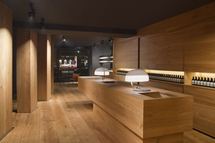 Inside Aesop's New Berlin Flagship