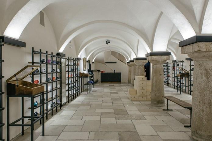 Inside Solebox's Beautiful New Munich Retail Space