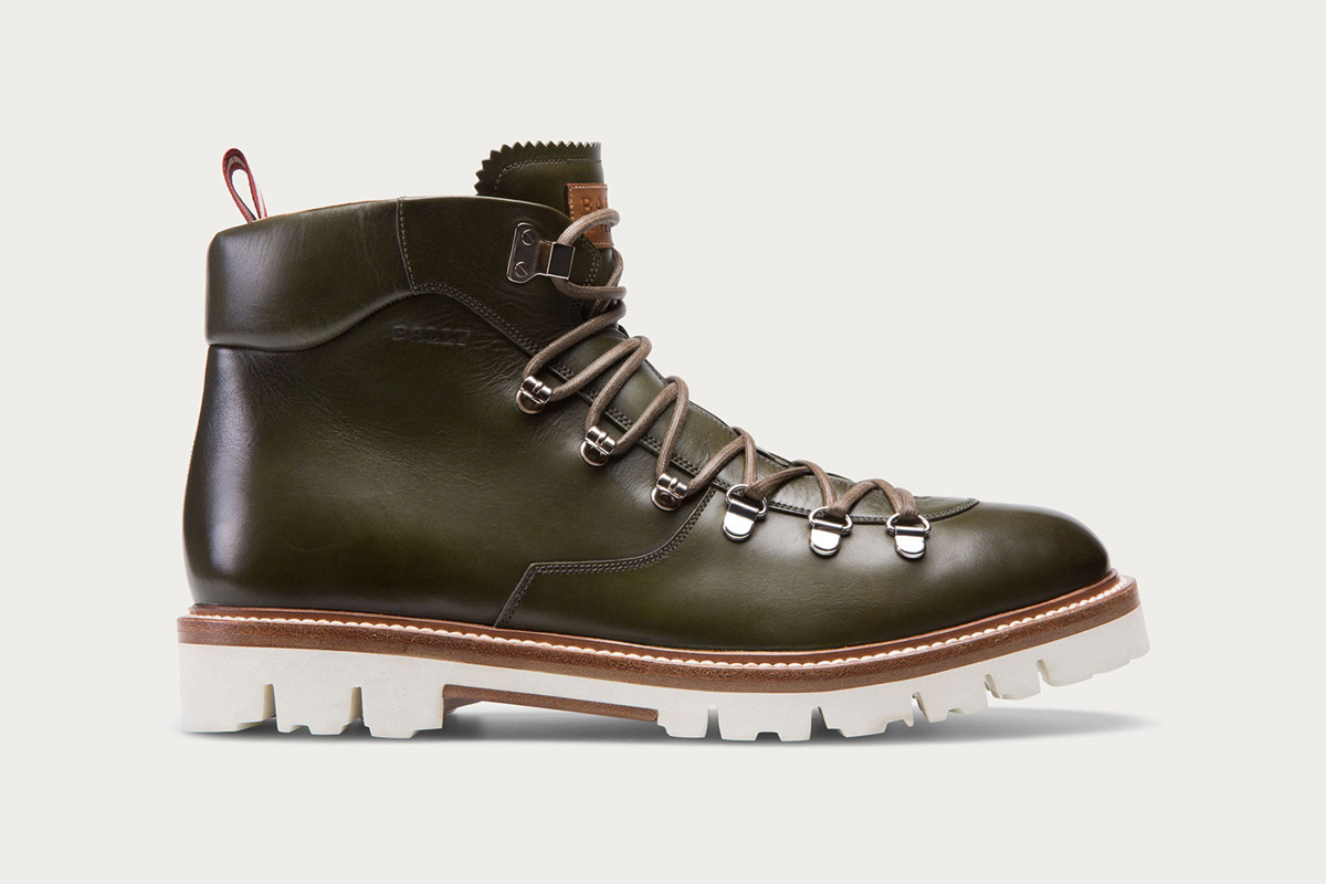 """J. Cole for Bally """"JC Hiker"""" Collection"""