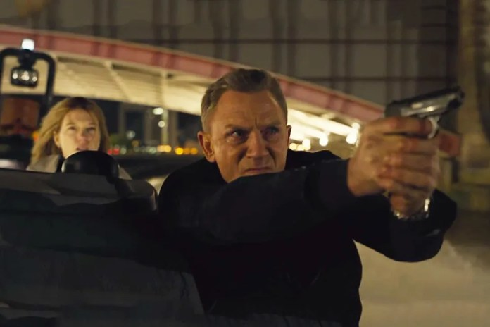 James Bond 'Spectre' Official Trailer #1