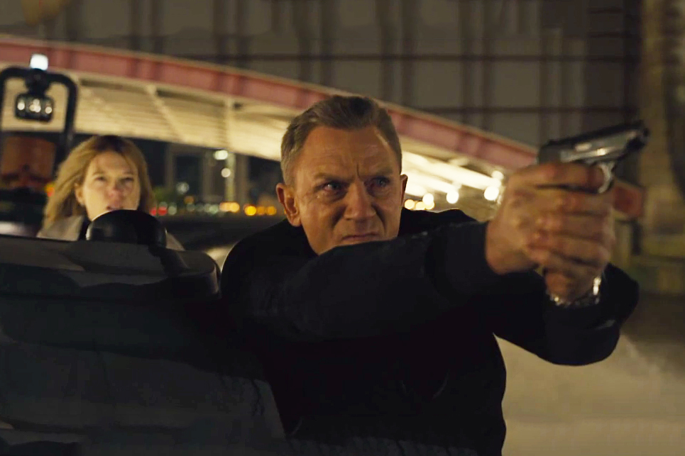 James Bond 'Spectre' Official Trailer #1
