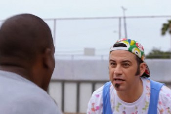 Jimmy Kimmel, Damian Lillard and Andrew Wiggins Star in Hilarious New Foot Locker Commercial