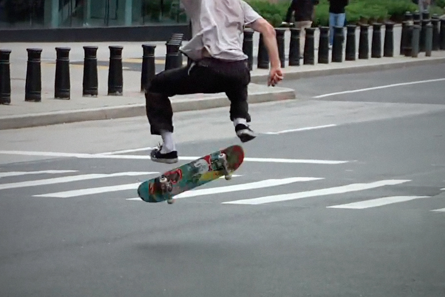 """Johnny Wilson's """"Sure"""" Highlights the Next Generation of NYC Skaters"""