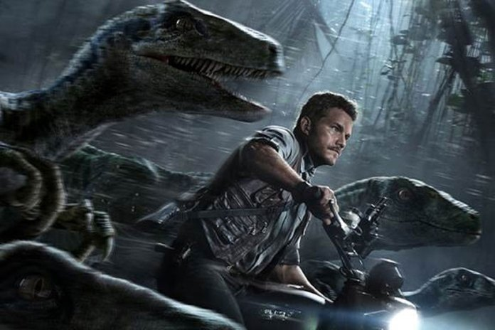 'Jurassic World' Set for a Sequel in 2018