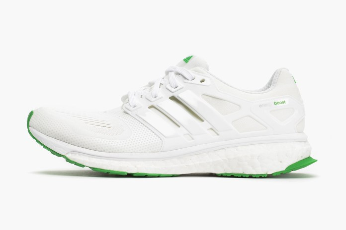 The adidas Energy Boosts Get Upgraded With a Dash of Green