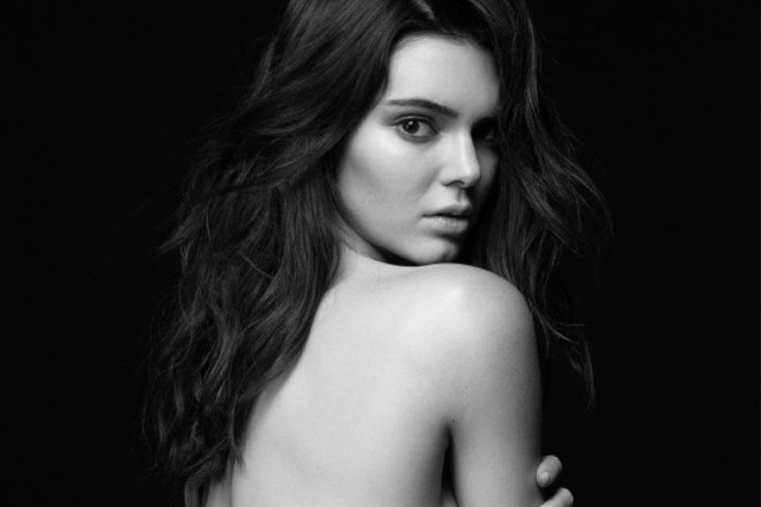 Kendall Jenner Stars in the 2015 Fall/Winter Campaign for Calvin Klein Underwear
