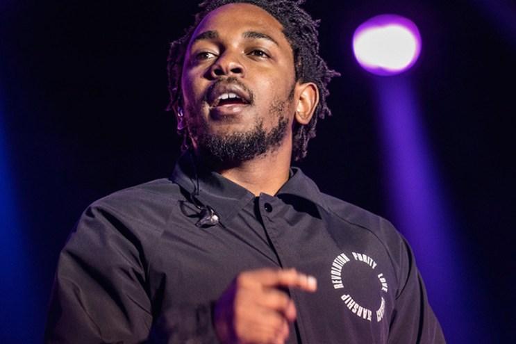 Watch Kendrick Lamar's Response to Geraldo Rivera's Fox News Comments