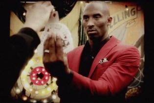 "Kobe Bryant & David Blaine Star in Nike's ""World's Fastest"" Commercial"