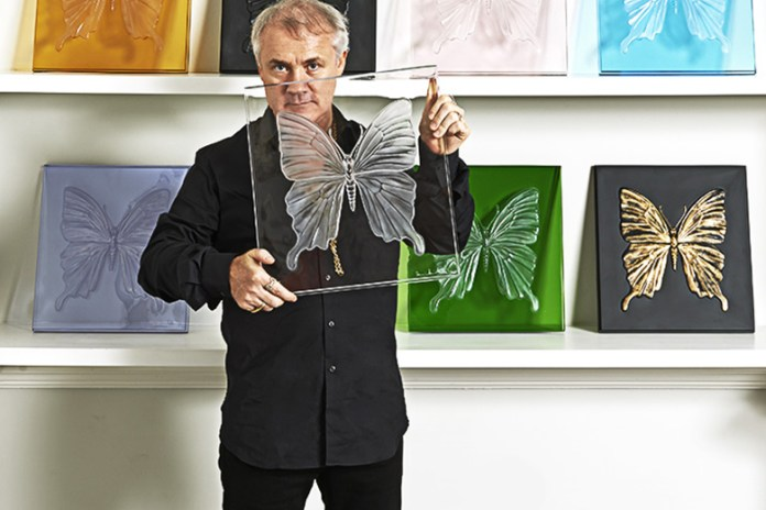 "Lalique x Damien Hirst ""Eternal"" Collection"