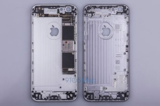 Leaked: The First Images of the iPhone 6S