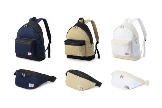 Levi's x Head Porter 2015 Summer Bag Collection
