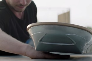 Lexus Releases Another Look at Its Hoverboard Prototype With Pro Skater Ross McGouran