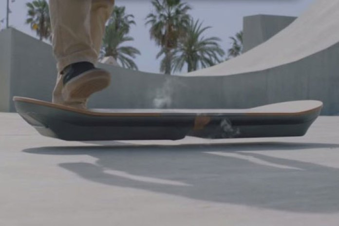 Lexus Set to Unveil Its Hoverboard on August 5