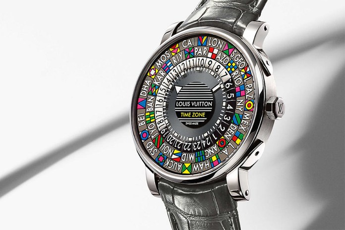 Louis Vuitton Escale Time Zone