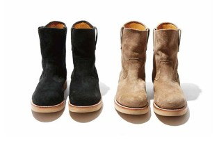 MADE IN GM JAPAN for Ron Herman Pecos Boots