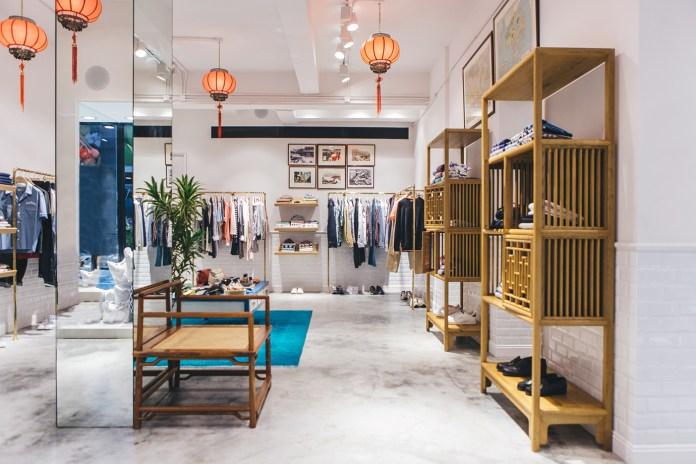Maison Kitsuné Opens Hong Kong Store