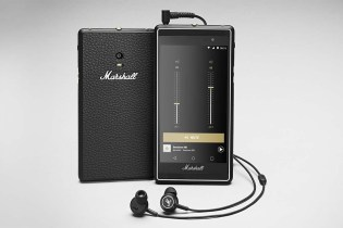 Marshall Launches An Android Phone for Music Junkies