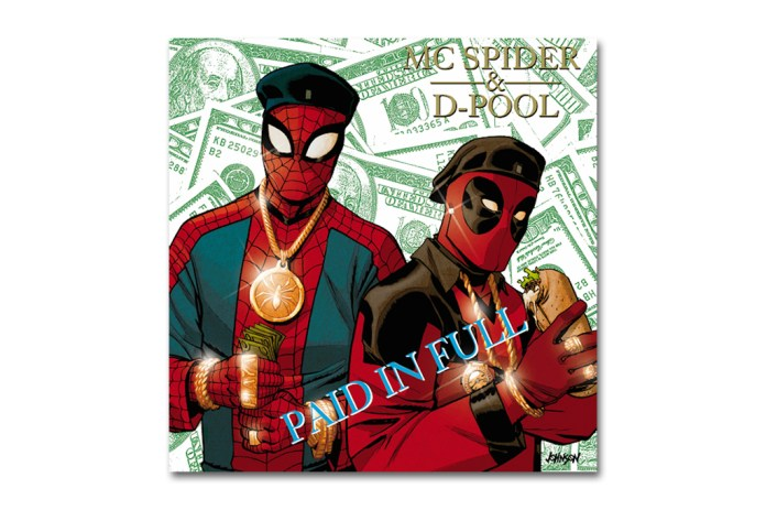 Marvel Comics Creates Its Own Versions of Iconic Hip-Hop Album Covers
