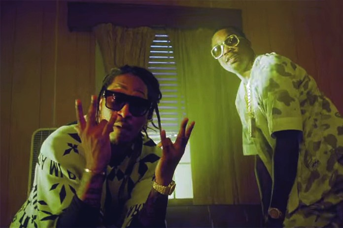 "Meek Mill Featuring Future ""Jump Out The Face"" Music Video"
