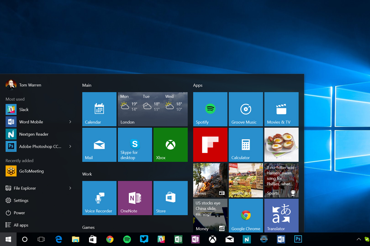 Microsoft launches Windows 10 | Euro Palace Casino Blog