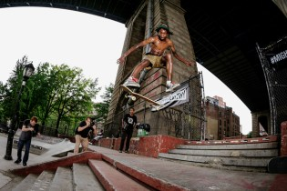 #MIGHTYBESTTRICK Contest @ LES Skatepark Recap