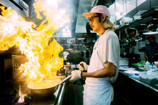 HYPEBEAST Eats... Mission Chinese Food Co-Founder Danny Bowien Cooks With Hennessy Black