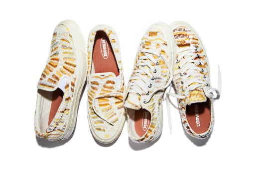 Missoni x Converse 2015 Summer Collection