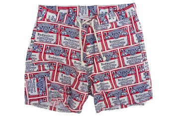 "Mister Freedom 2015 Spring/Summer ""Aventure"" Beach Trunks"