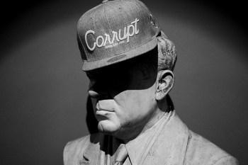 "Mitchell & Ness x Sneaker Politics ""Corrupt Since Day One"" Snapback"