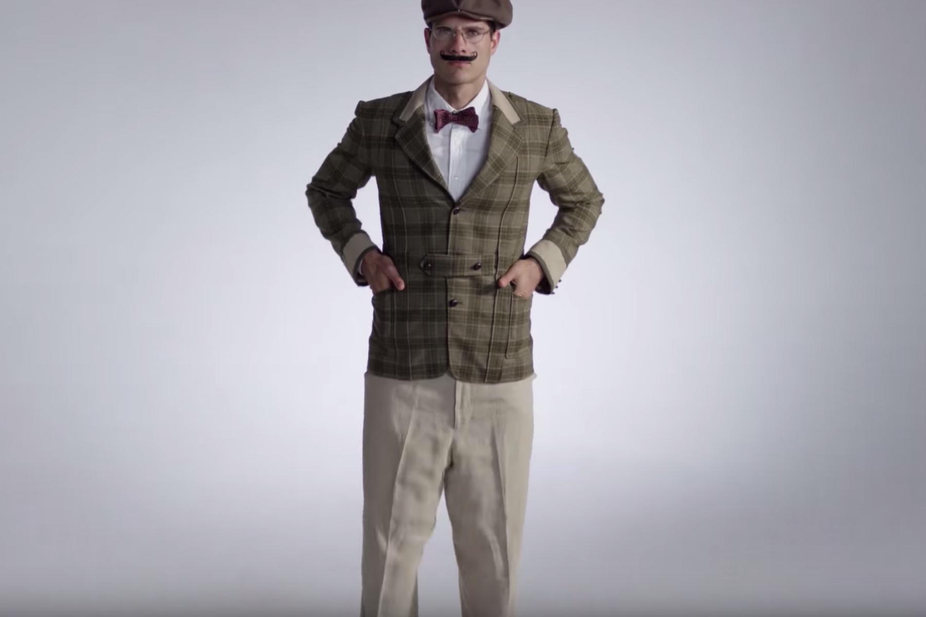MODE Recaps 100 Years of Men's Fashion