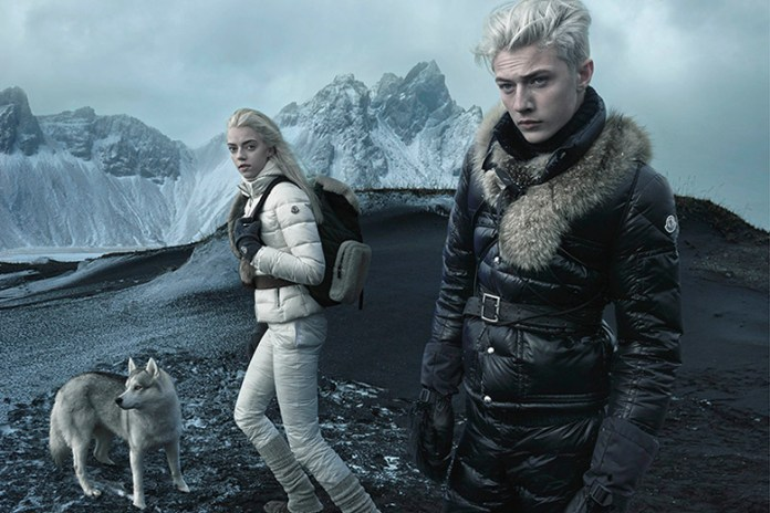 Moncler 2015 Fall/Winter Campaign