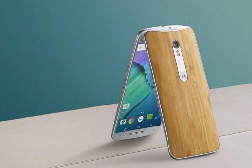 Motorola Unveils the Moto X Style