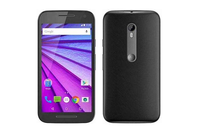 Motorola's New Moto G Features a 13MP Camera