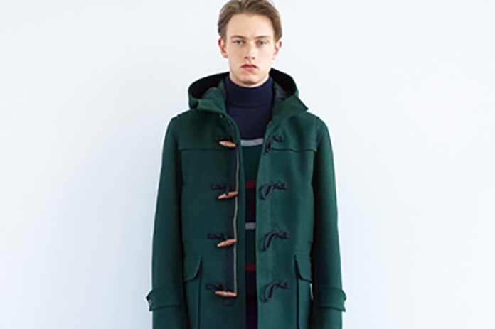 nanamica 2015 Fall/Winter Lookbook
