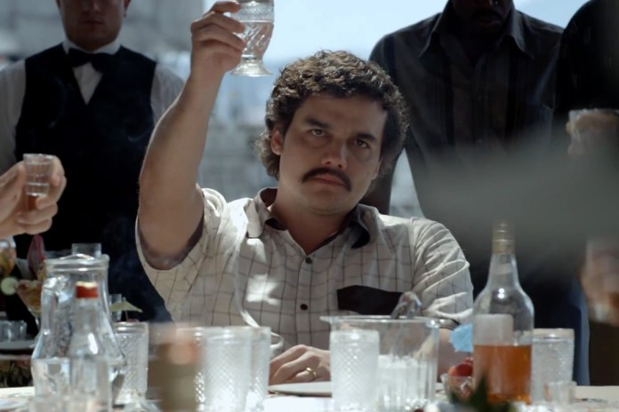 'Narcos' Official Trailer