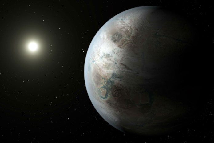 NASA Has Discovered a Planet Similar to Earth